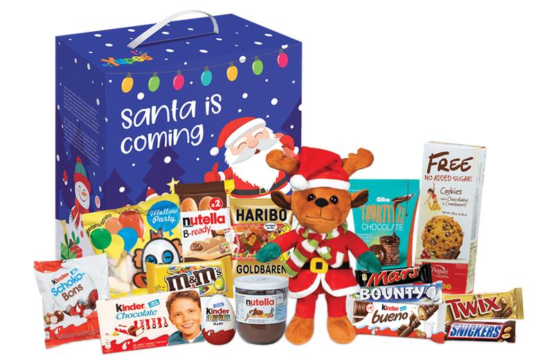Cadou Copii Santa is Coming