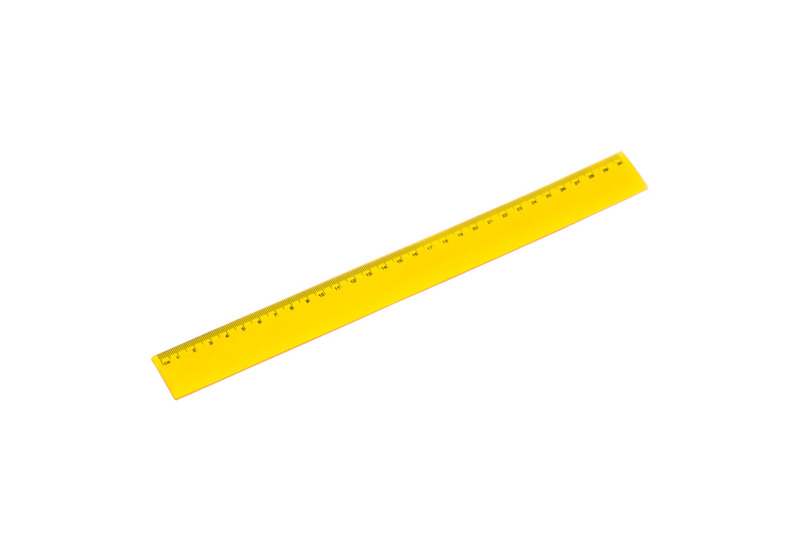 Flexor ruler