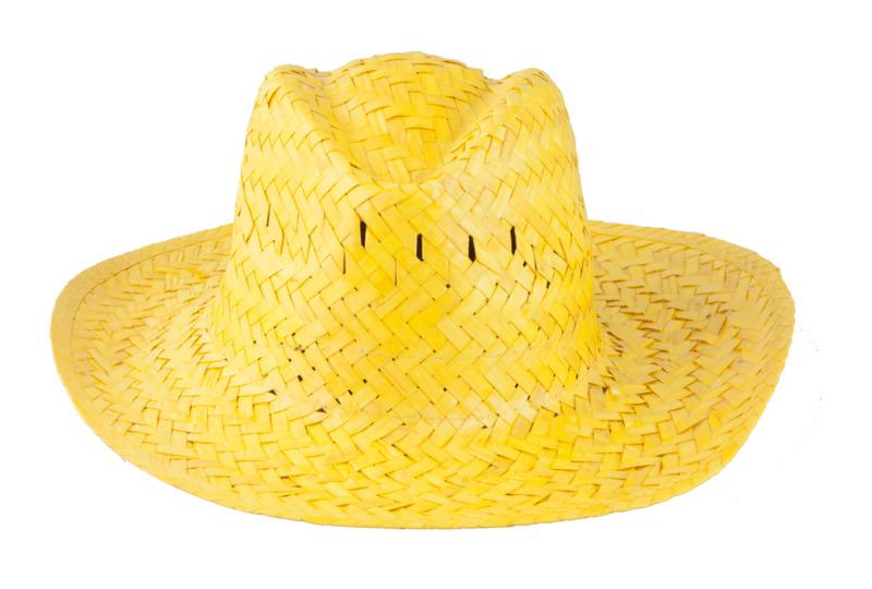 Splash straw hat