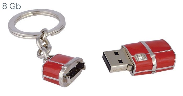 USB HANDBAG LUX