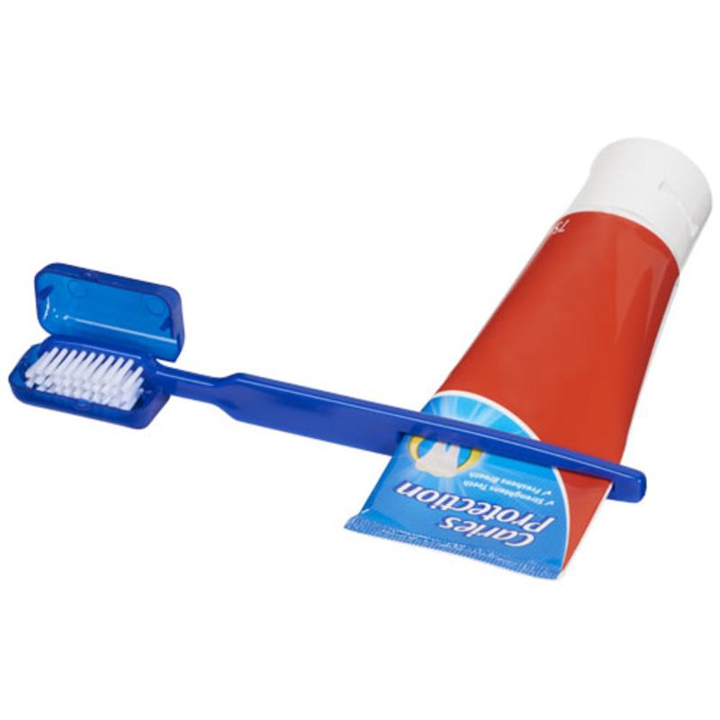 Dana toothbrush with squeezer