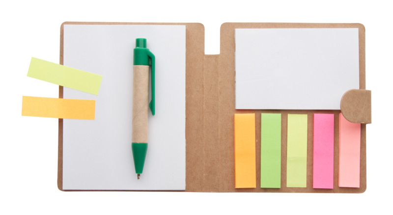 Econote adhesive notepad