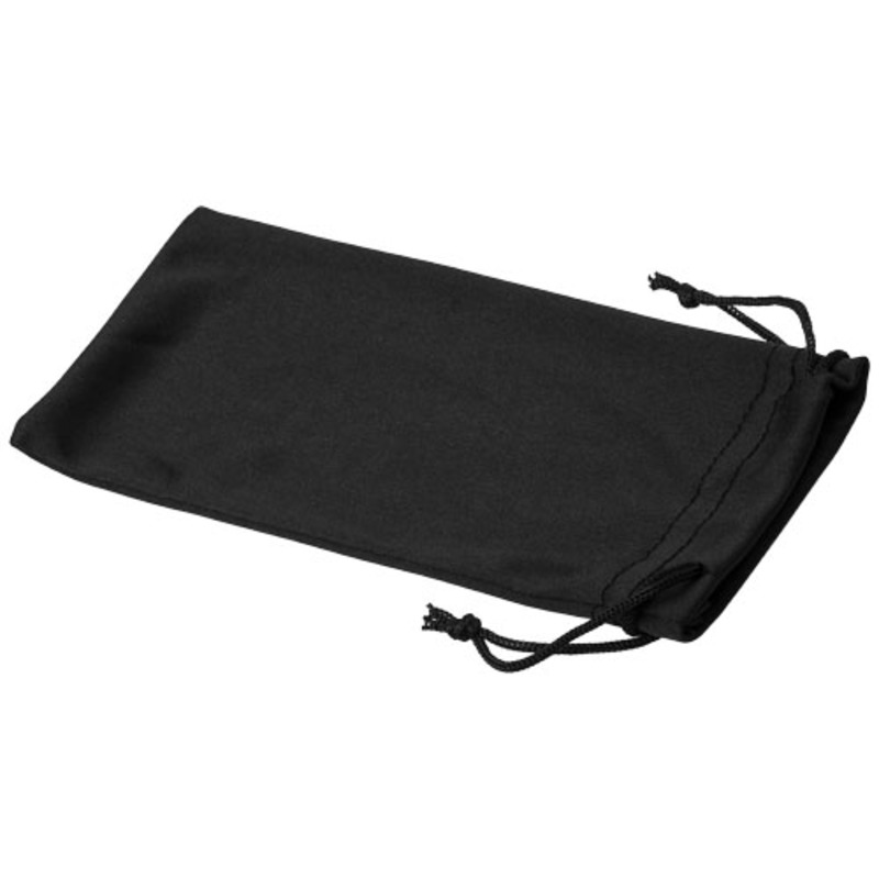 Clean microfibre pouch for sunglasses