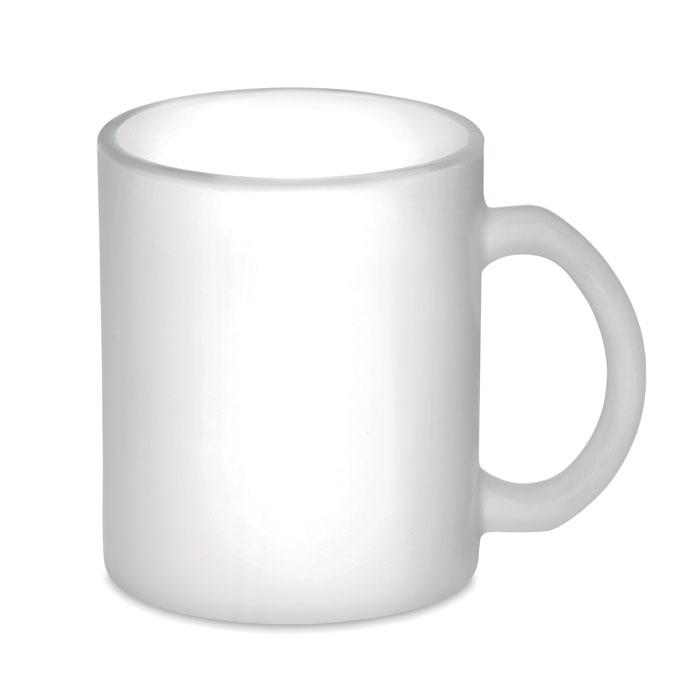 Glass sublimation mug 300ml
