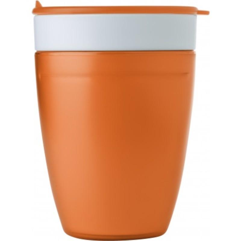 2-in-1 drinking mug