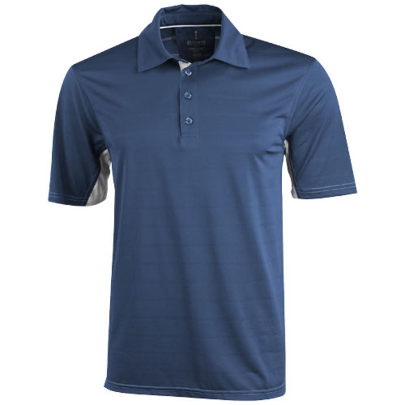 Prescott short sleeve men's cool fit polo