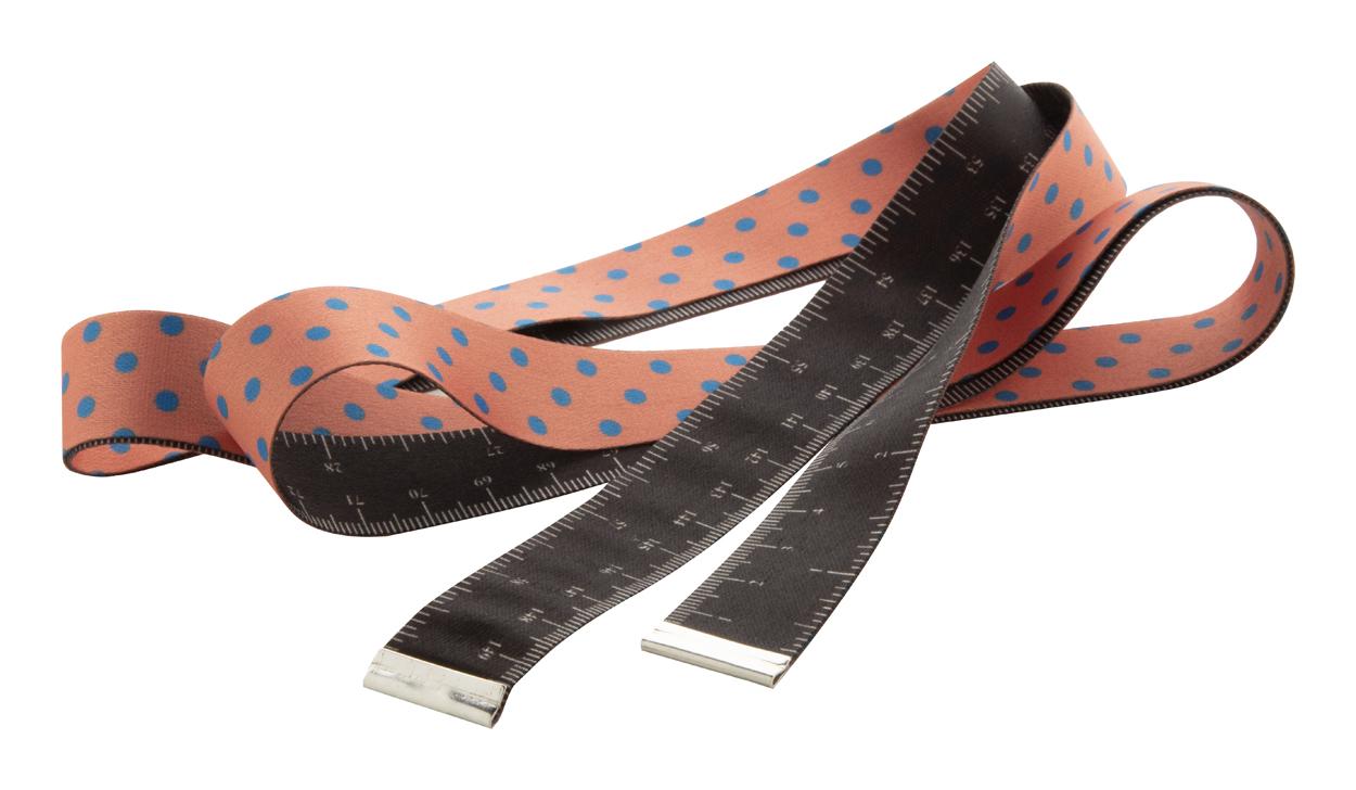 Caruso RPET custom tailor's tape measure