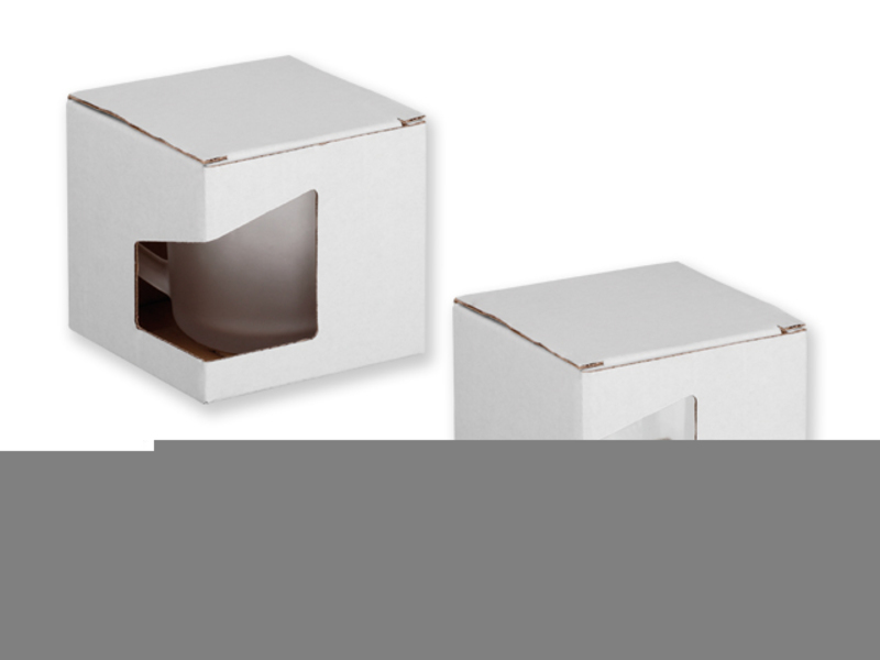 GB SOFFY gift box, White