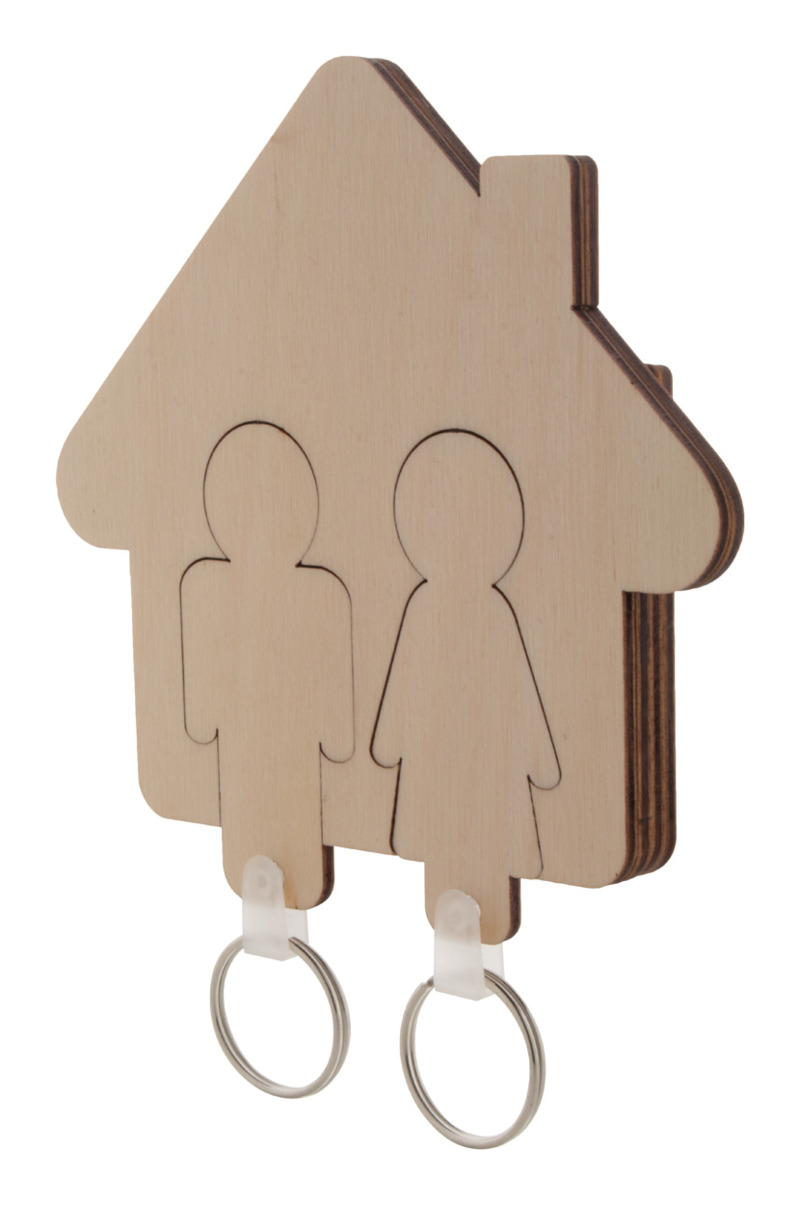 Homey wall key holder
