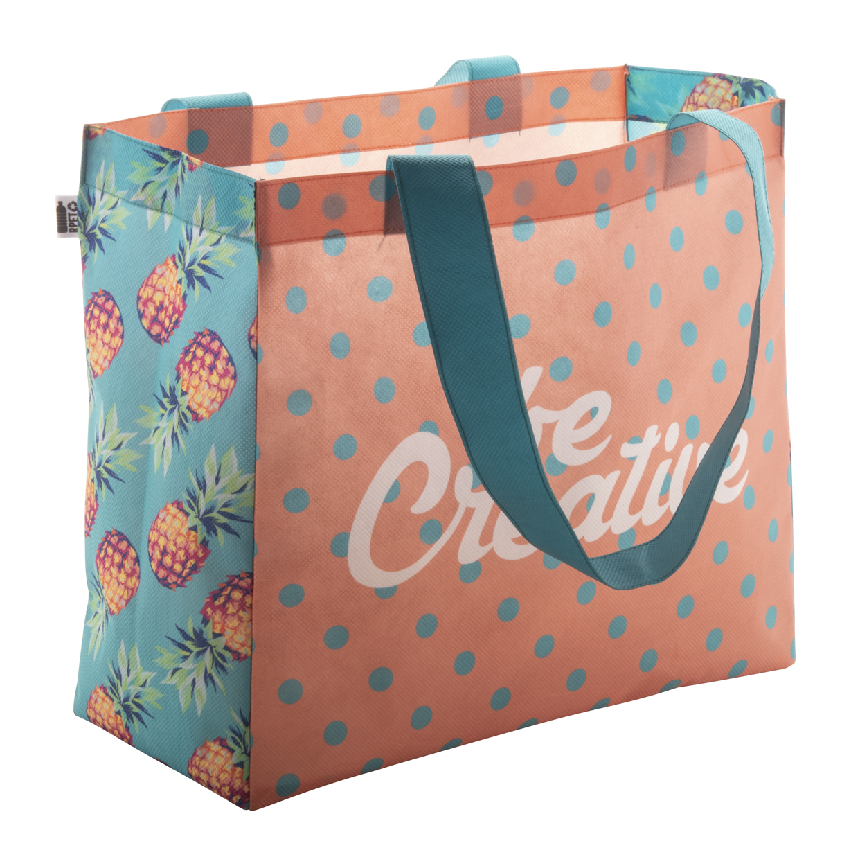 SuboShop B RPET custom shopping bag