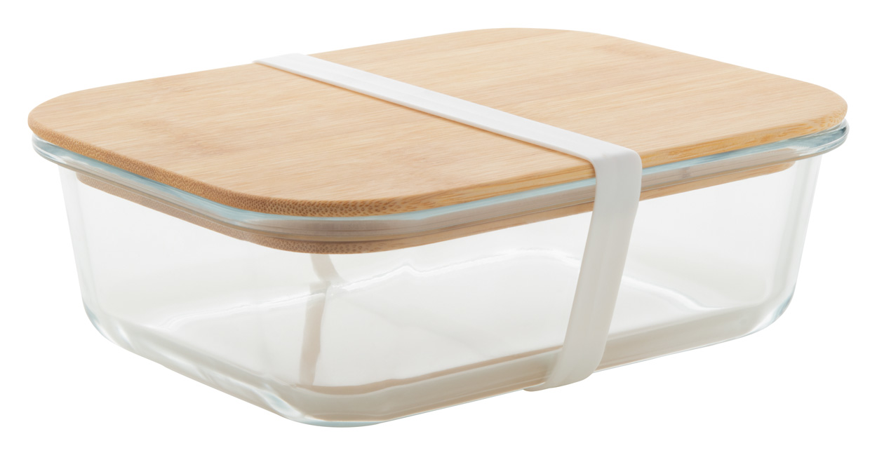 Vittata glass lunch box
