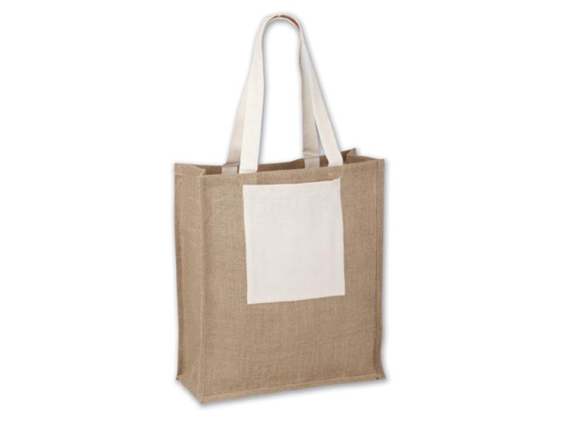 SINTA jute bag, Natural