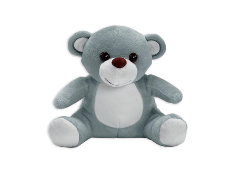 BAKI teddy bear, Grey
