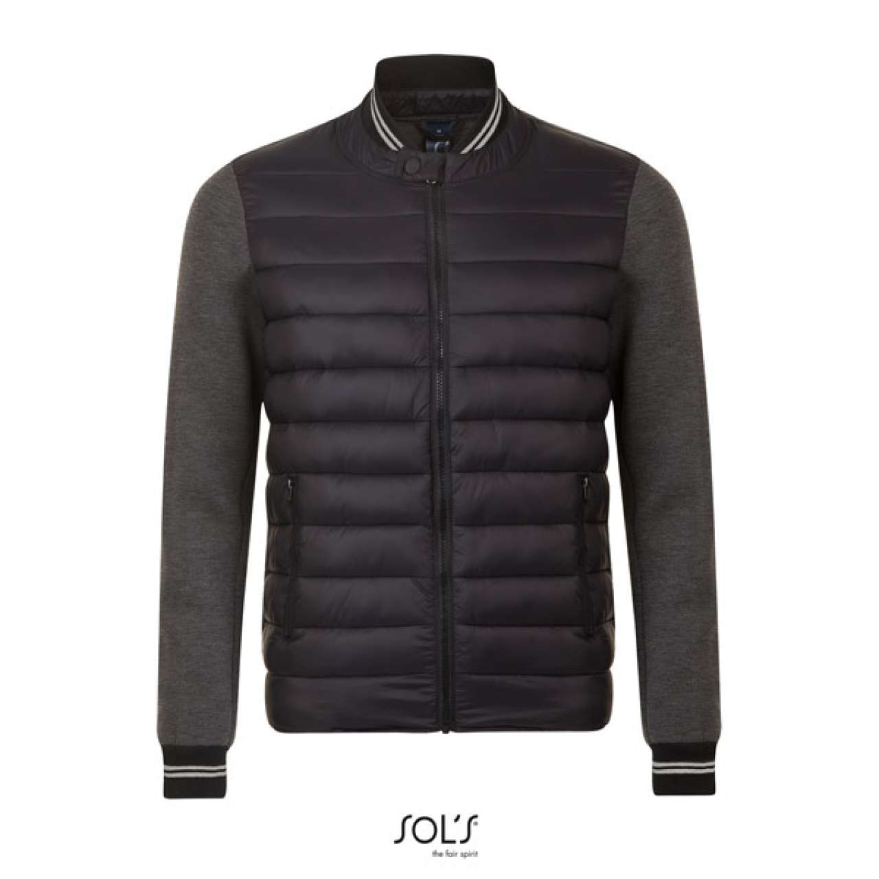 SOL'S VOLCANO - UNISEX TWO-MATERIAL JACKET
