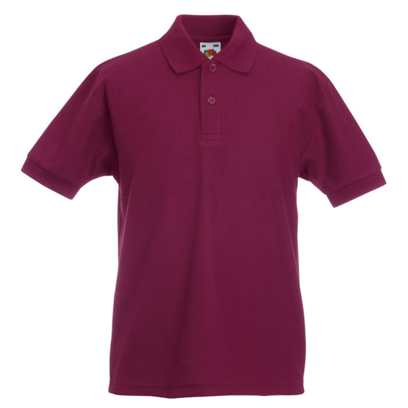 Kids Polo Shirt 170/180 g/m2