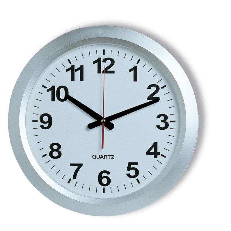 Railway station clock