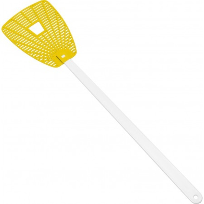 'Give the fly a chance' flyswatter