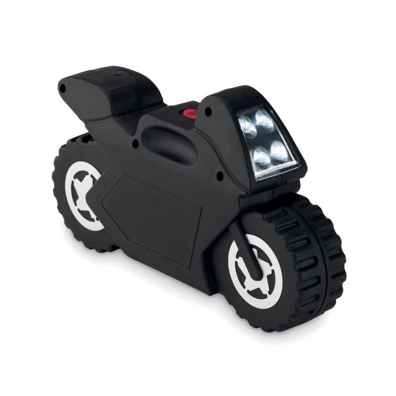 Motorbike shaped tool set