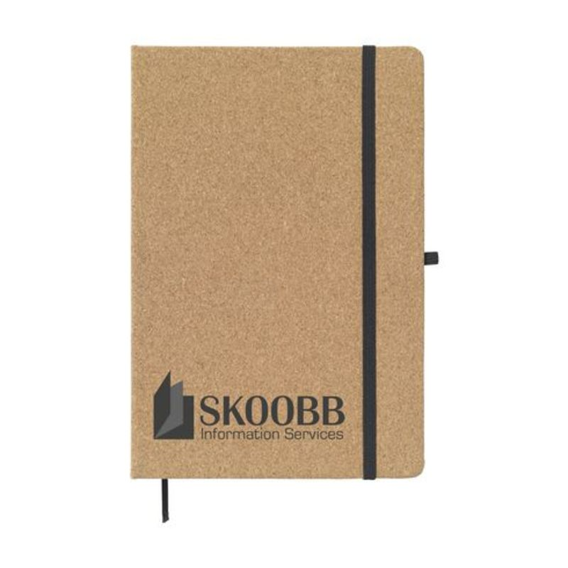 CorkNote A5 notebook