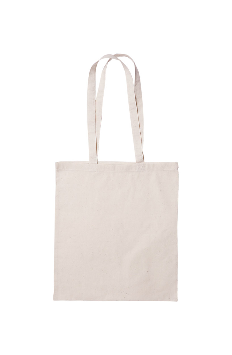 Ponkal cotton shopping bag