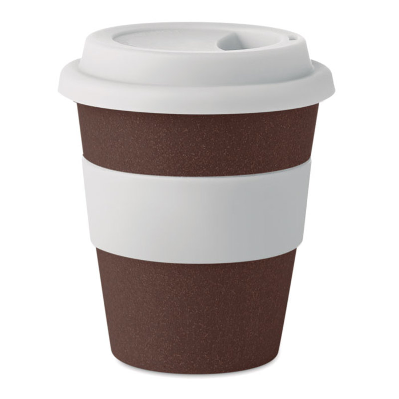 Tumbler coffee husk/PP 350ml