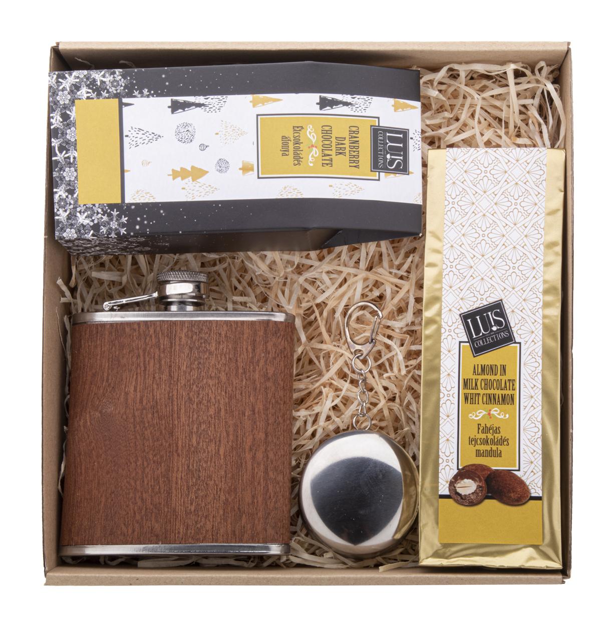 Kilsbergen chocolate and spirit gift set