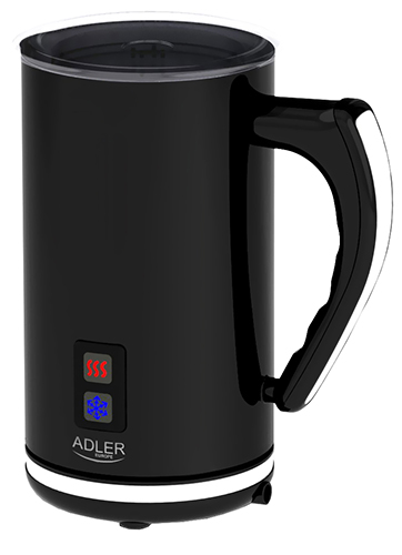 Milk frother - heater