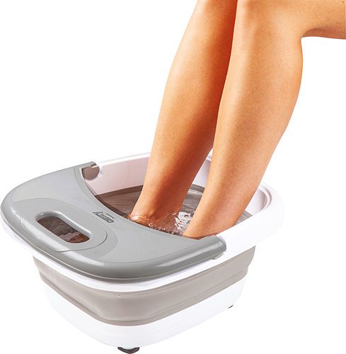 Foot massager foldable