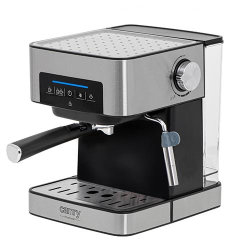 Pressure coffee machine