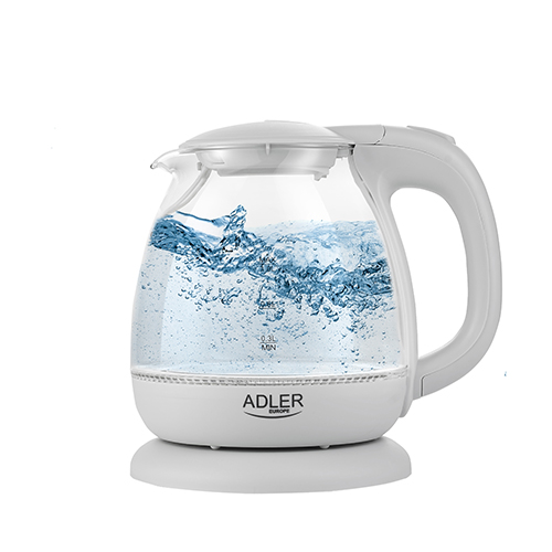 Kettle glass electric 1,0L1