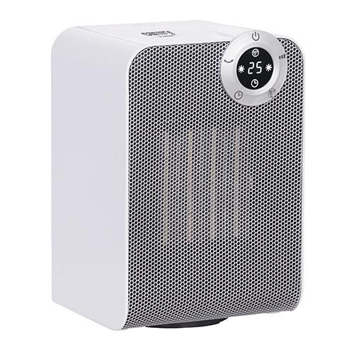 Ceramic fan heater LCD + Timer