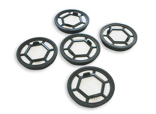 Set of 5 filters for vacuum cleaner AD 7036