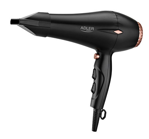 Hair dryer 2000 W with diffuser ION
