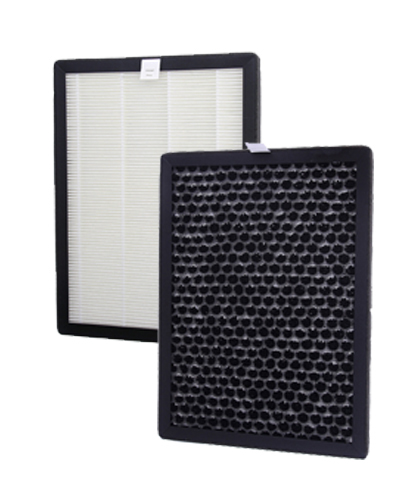 Hepa + carbon filter set for CR 7960