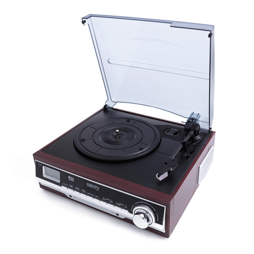 Turntable with Bluetooth/MP3/USB/SD/recording