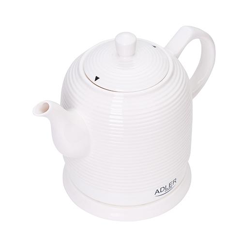 Electric kettle ceramic 1,2L1