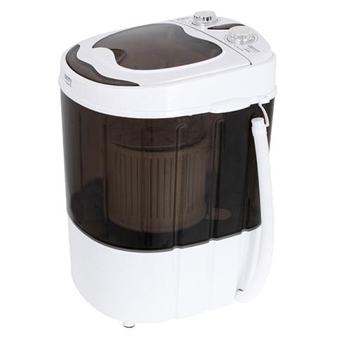 Washing machine + spinning