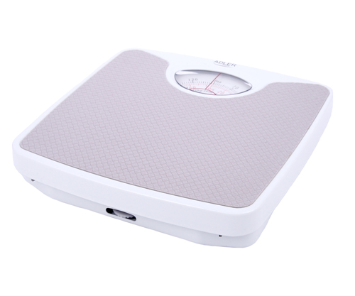 Mechanical bathroom scale