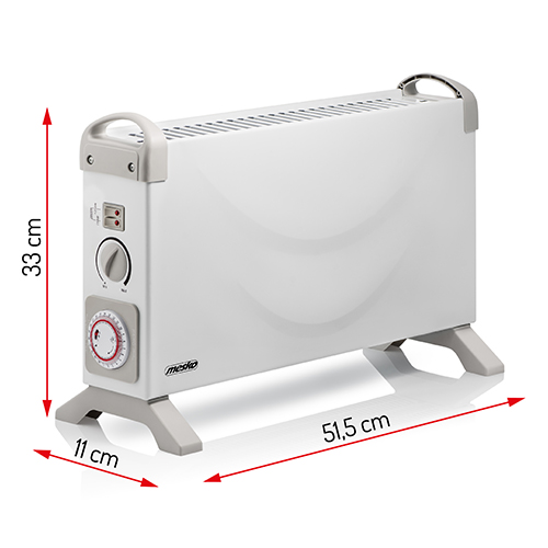 Convection Heater w/timer