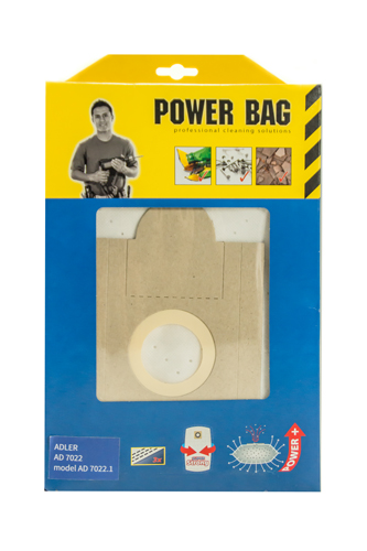 Fabric bags for AD 7022 Vacuum cleaner1