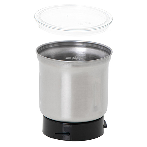 Additional stainless steel cup for CR 4444