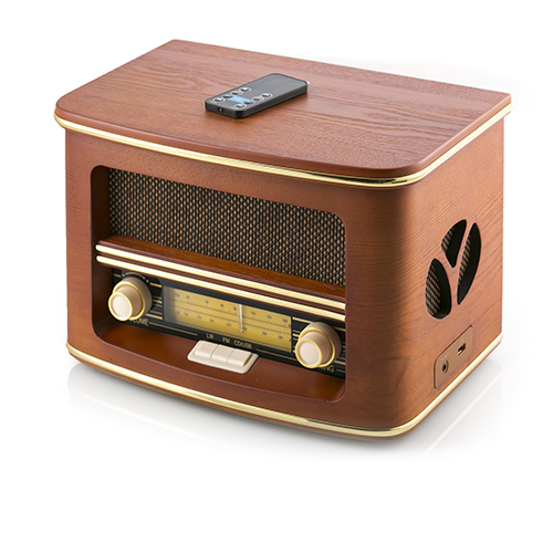 Radio with CD/MP3 player