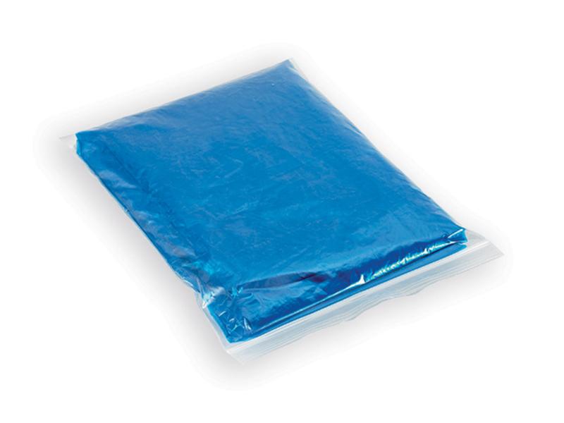 EZRA II raincoat, Light blue