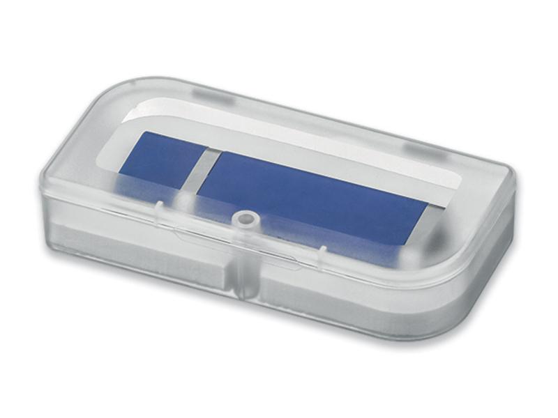 USB BOX II plastic USB FLASH gift box, Transparent