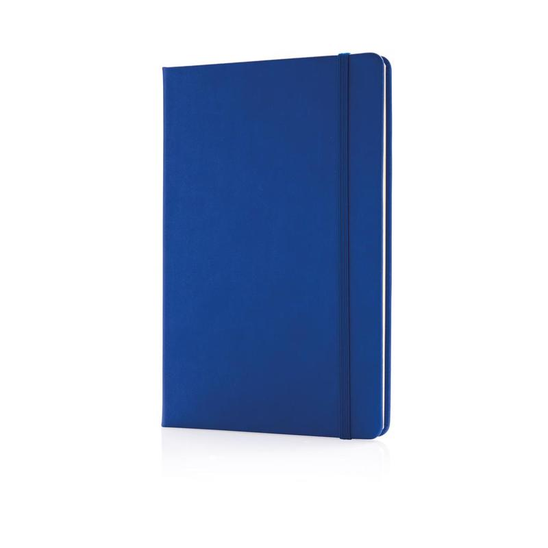 Deluxe hardcover PU A5 notebook