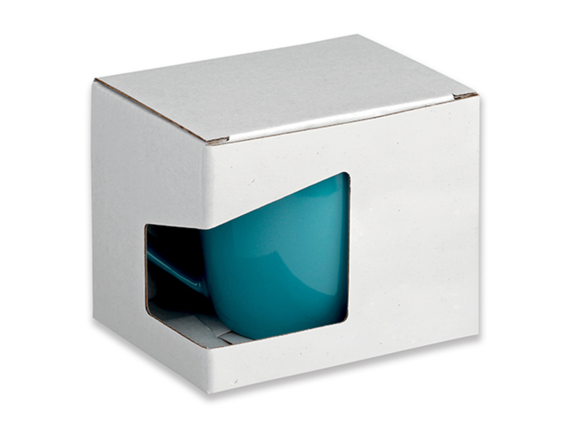 GB DURAN II paper gift box, White
