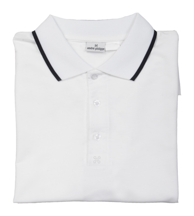 Collier polo shirt