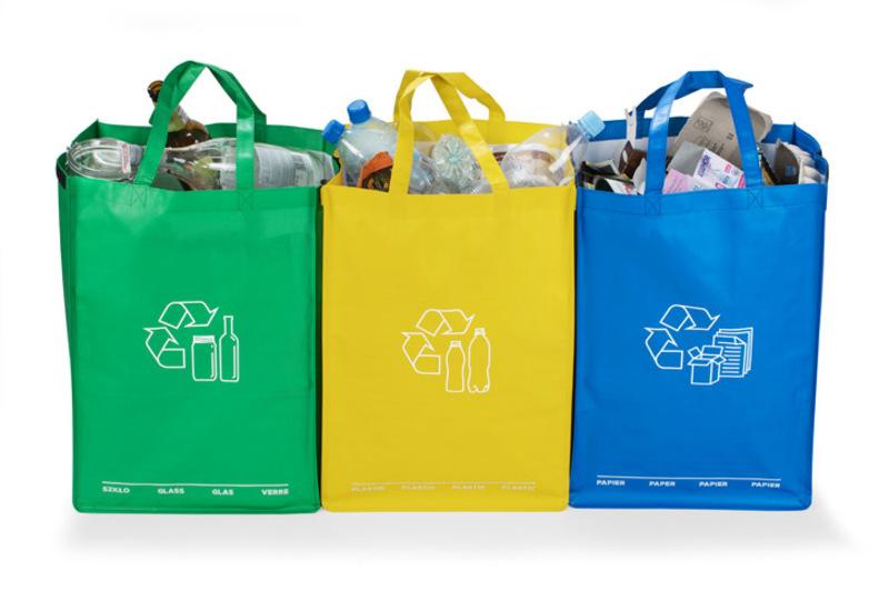 Recycling bags RECIDO