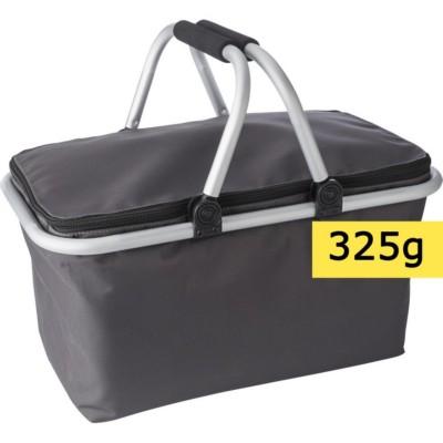 Foldable shopping basket, cooler bag