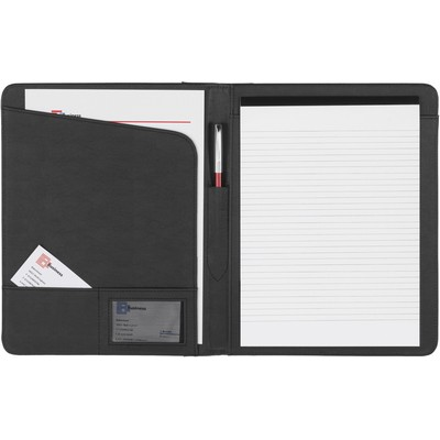 Conference folder A4 with notebook